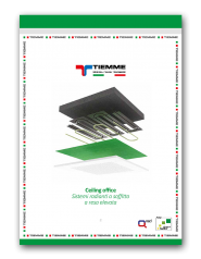 Brochure Ceiling Office