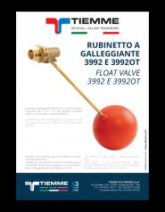 Flyer Rubinetto Galleggiante