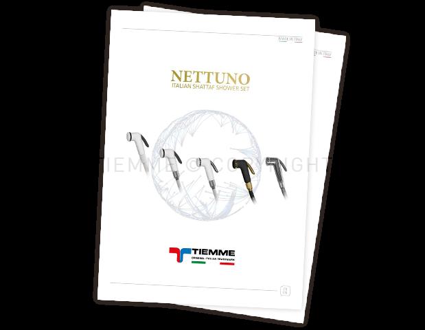 NETTUNO - Italian shattaf shower set