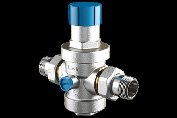 Nouvelle gamme de réducteurs de pression pour installations domestiques et industrielles