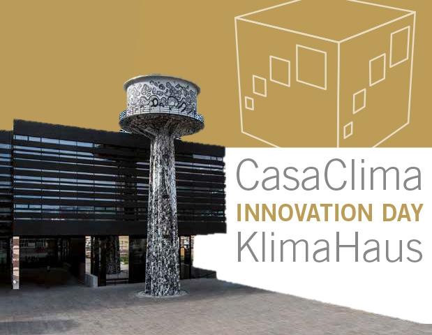 CasaClima Innovation Day + CasaClima Awards 2018