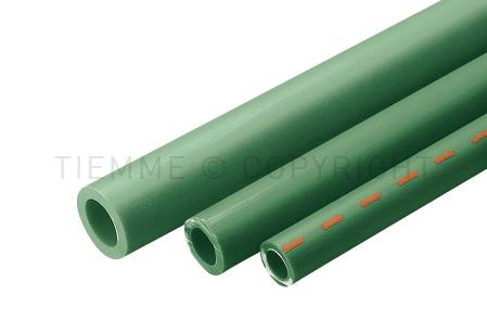 Polypropylene pipes (PPR)