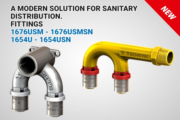 A MODERN SOLUTION FOR SANITARY DISTRIBUTION