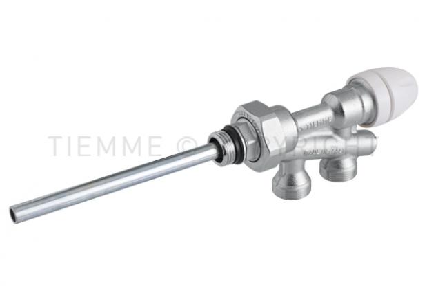 Valvula për sondë metalike të mbrëncme për sistem me një tub 3384K dhe për sistem me dy tuba