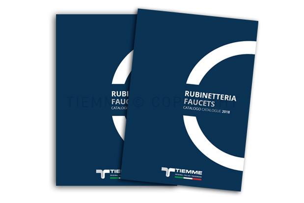 Nuovo catalogo RUBINETTERIA N° 181